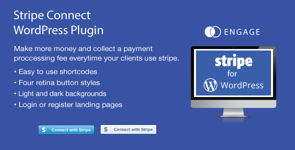 Stripe Connect for WordPress