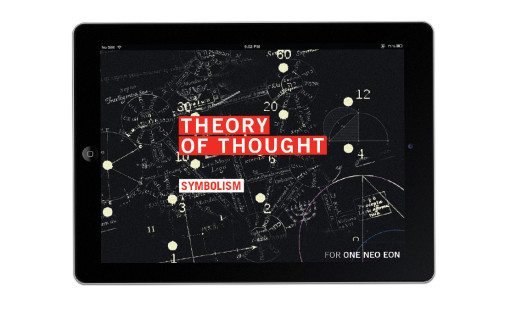 Theory of Thought iPad